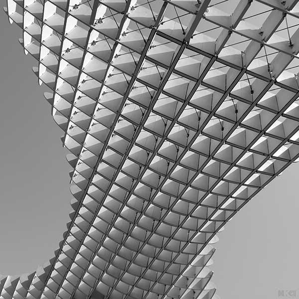 mustsee Metropol Parasol in Sevilla - Travelvibe