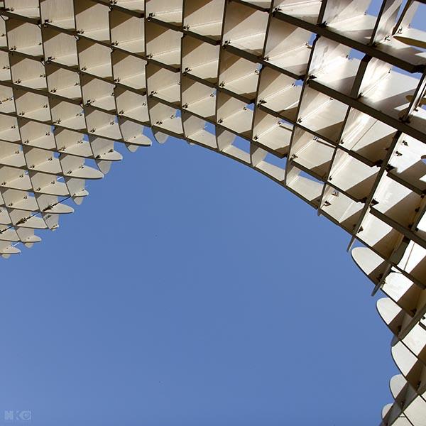 Las Setas, Metropol Parasol Sevilla - Travelvibe