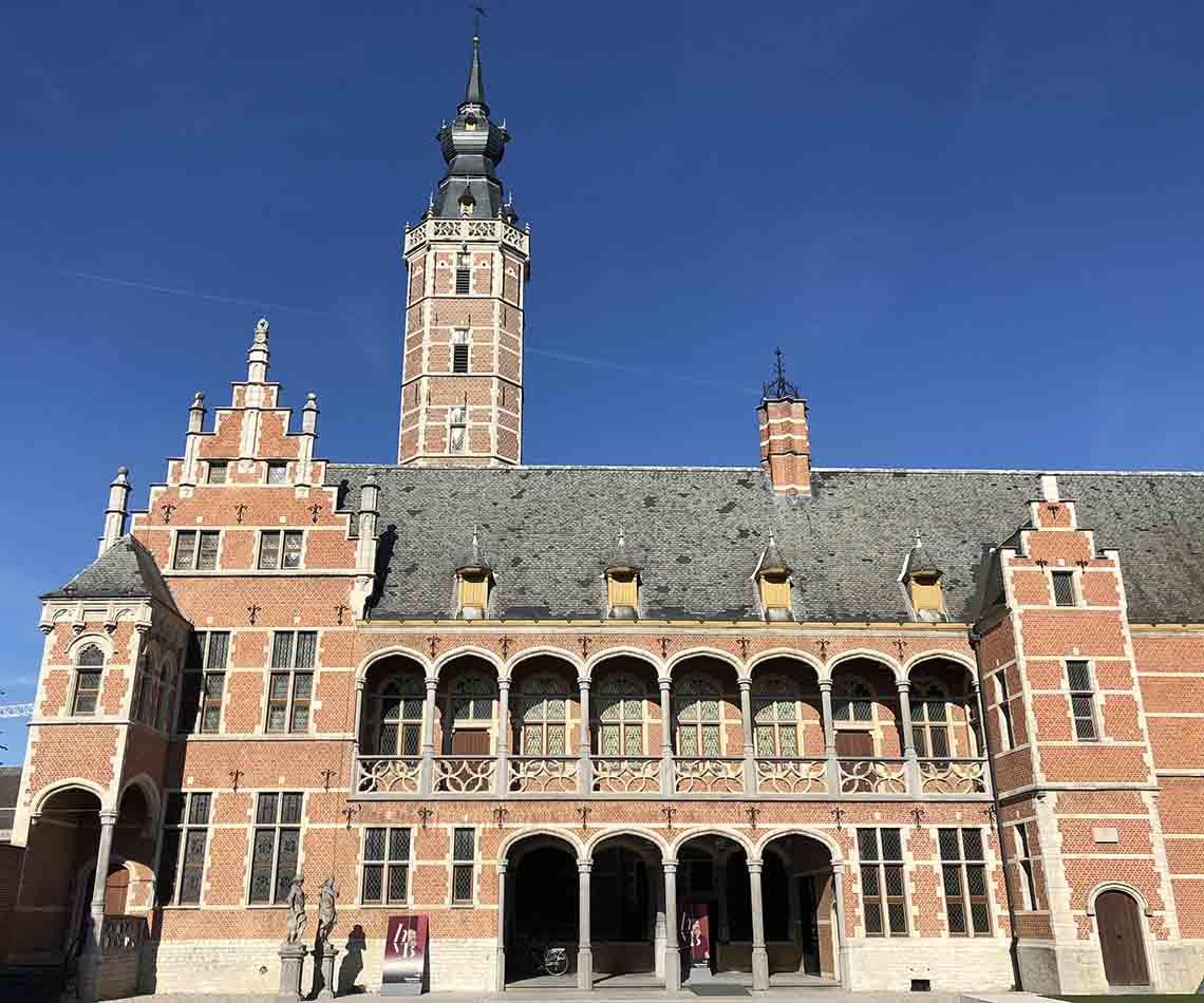 Museum Hof van Busleyden Mechelen - Travelvibe