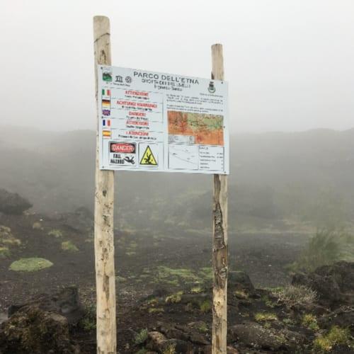 Natuurpark Etna