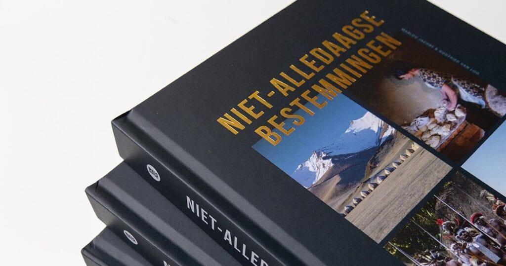 Niet-alledaagse bestemmingen boek - Travelvibe