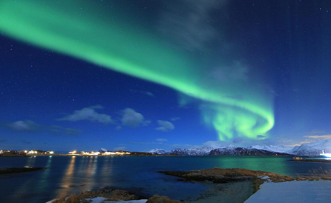 Noorderlicht zien - Travelvibe