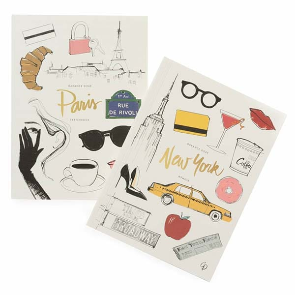 Notebook New York paris Rifle Paper Co