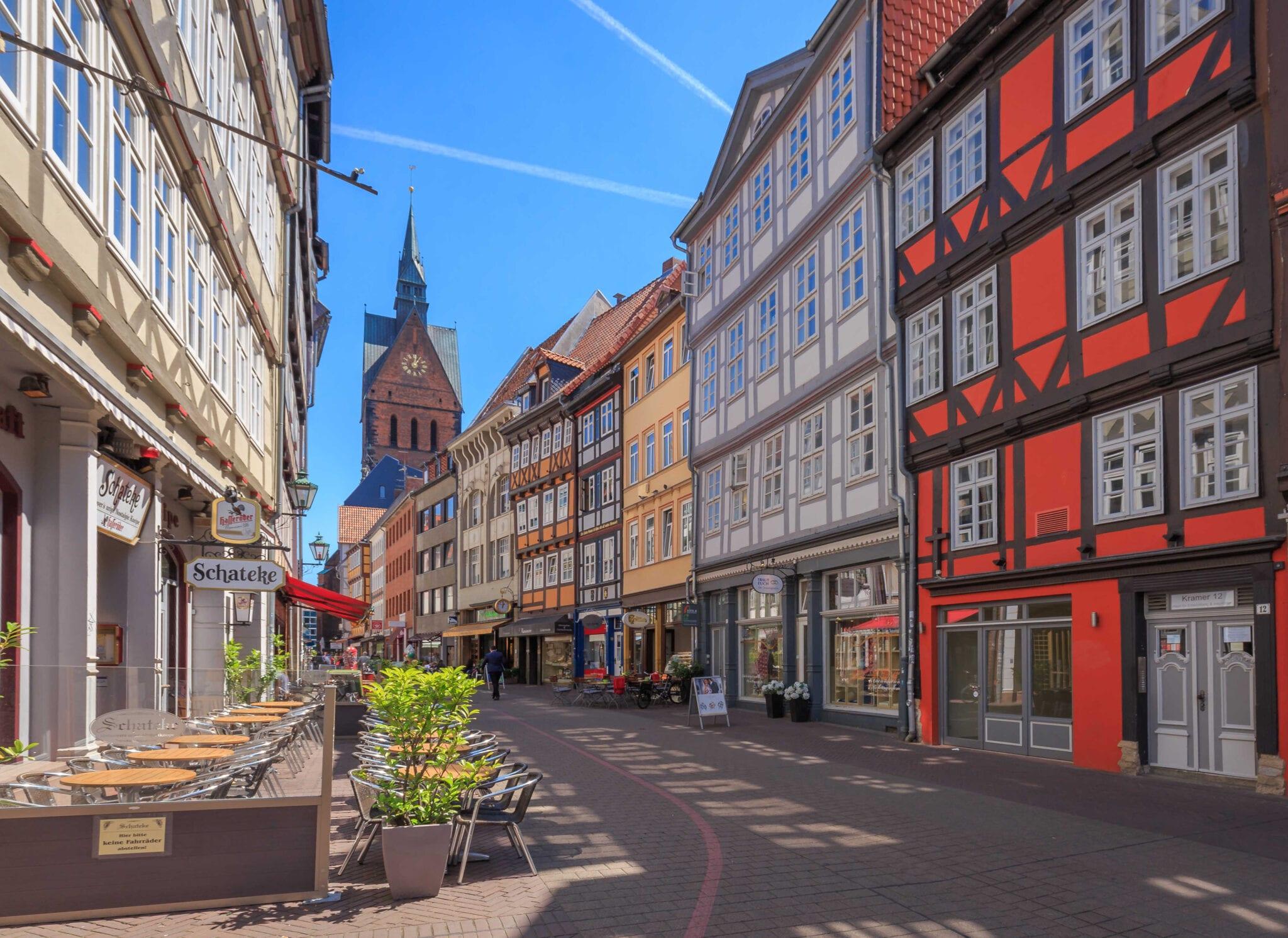 tips Hannover - oude binnenstad