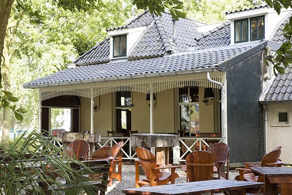 Onder de Linden cafe Wageningen - Travelvibe