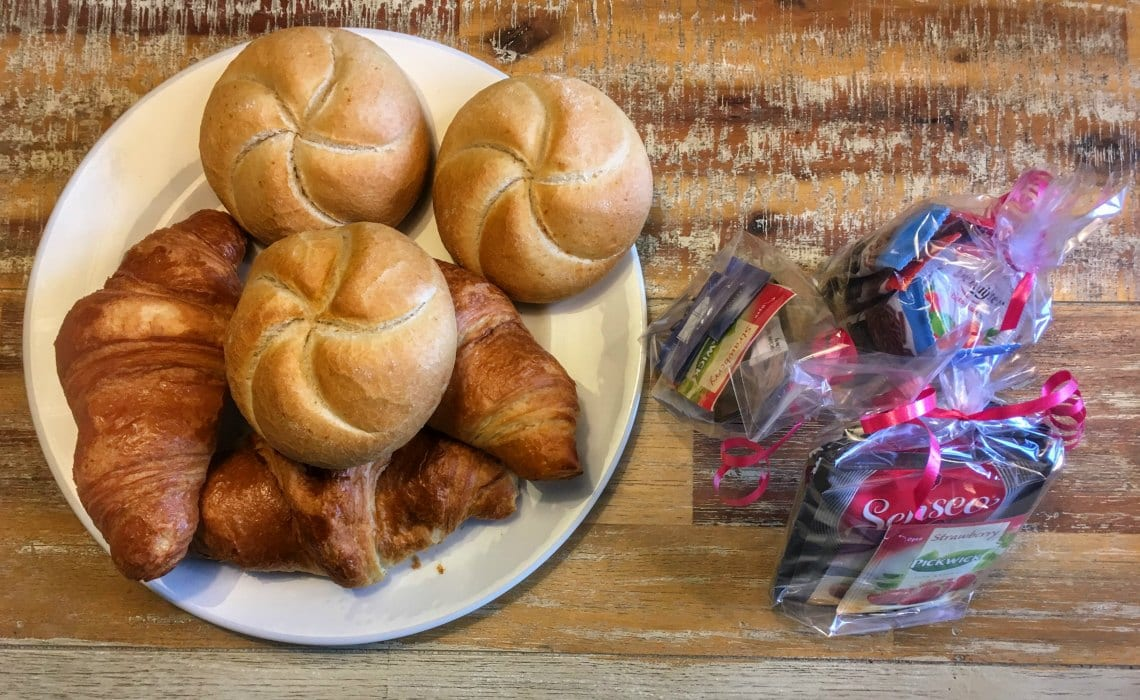 Ontbijt Landal Travelvibe