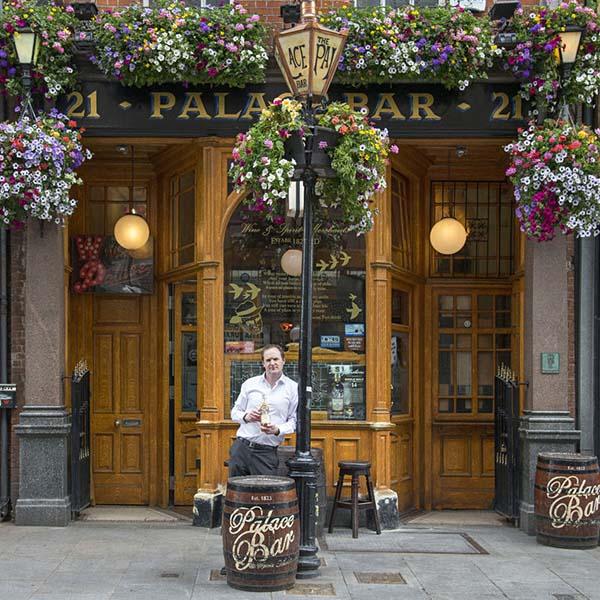 Palace Bar Dublin reistips