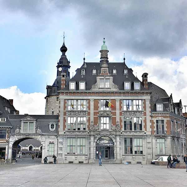 Palais des Congres Namur - Travelvibe