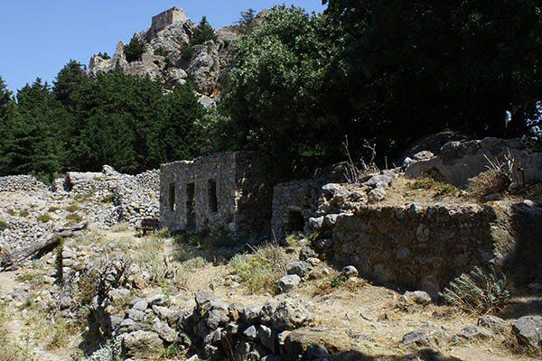 Spookstad Palio Pyli op Kos - Travelvibe