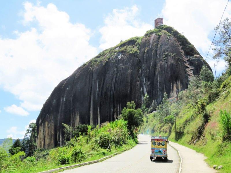 Piedra El Penol (foto 11)Travelivbe | Travelvibe