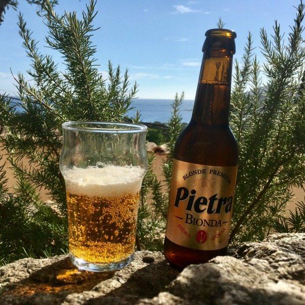 Pietra bier Corsica
