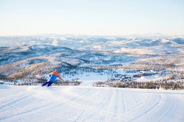 Pistes Norefjell (leeg)Travelvibe
