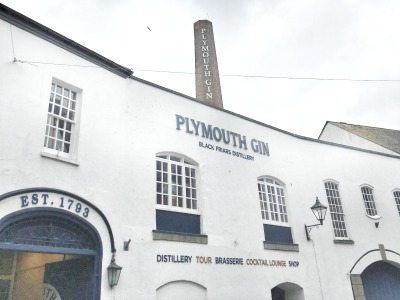 Plymouth gin 3 travelvibe