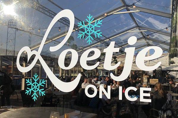 Pop-up Loetje on Ice - Travelvibe