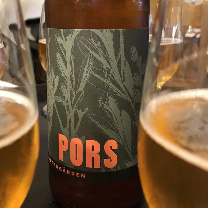 Pors beer Klostergarden - Travelvibe