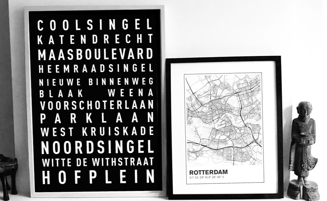 Postertime rotterdam