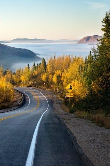 Quebec Canada - mooie herfstfoto's - Travelvibe