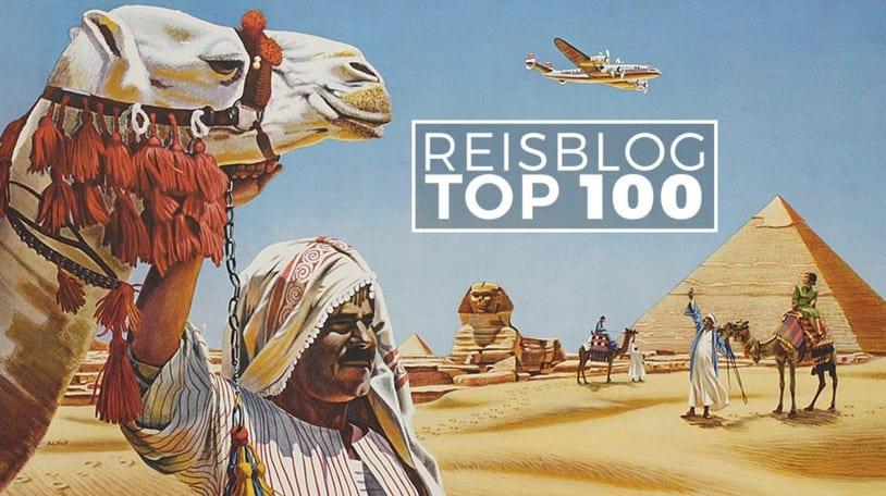 Travelvibe - reisblog top 100