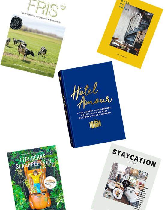 Reisboeken om bij weg te dromen - Travelvibe