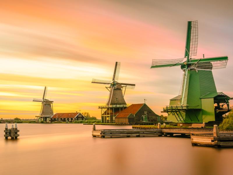 Reisvoorkeuren Nederland