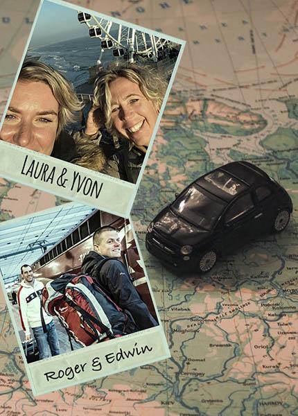 Autovakantie in Europa - Travelvibe en Vaders op Reis column