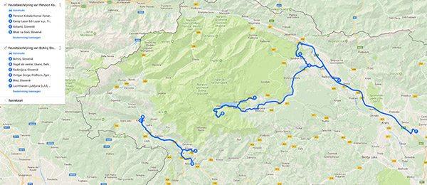 Roadtrip Tolmin-Bohinj-Bled Slovenië dag 4 en 5 - Travelvibe