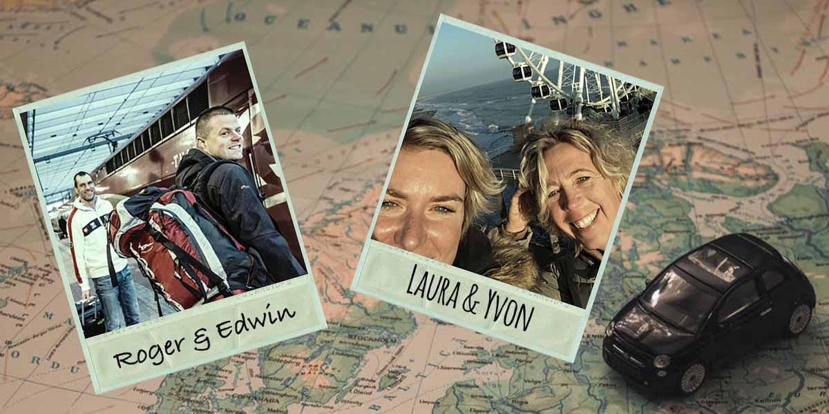 Europese roadtrip column - Travelvibe en Vaders op reis