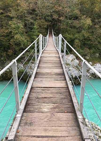 natuur in Slovenië op instagram - Travelvibe