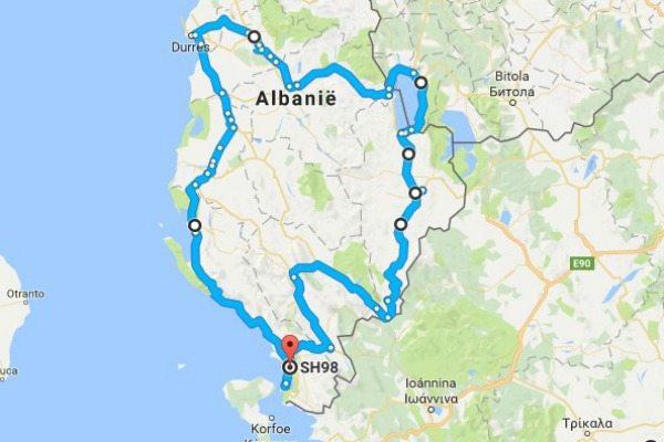 Rondreis Albanie Travelvibe
