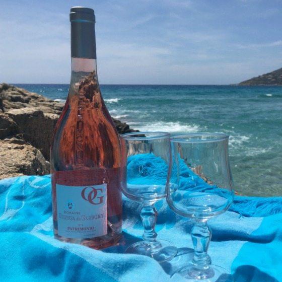 Rose Corsica | Travelvibe