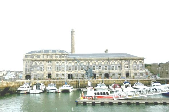 Royal William Yard 2 Travelvibe