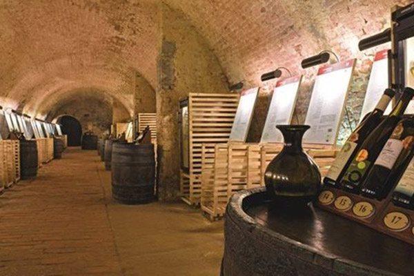 Wijnkelders Tsjechië - Travelvibe