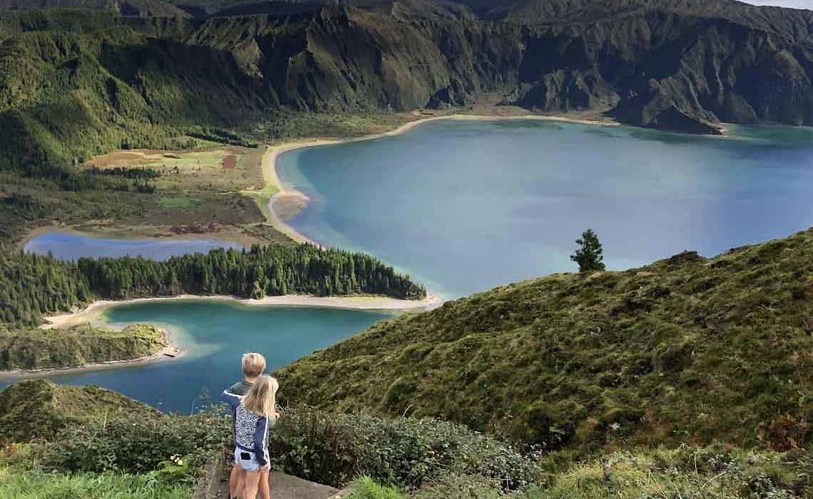 reistips voor Sao Miguel op de Azoren - Sao Miguel Azoren kratermeer - Travelvibe