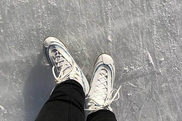 Schaatsen op de Coolste Baan van Nederland