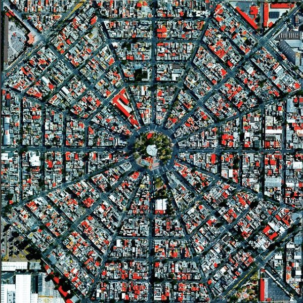 Mexico City - Daily Overview