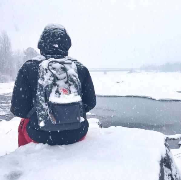 FjallRaven wandeljas Noorwegen