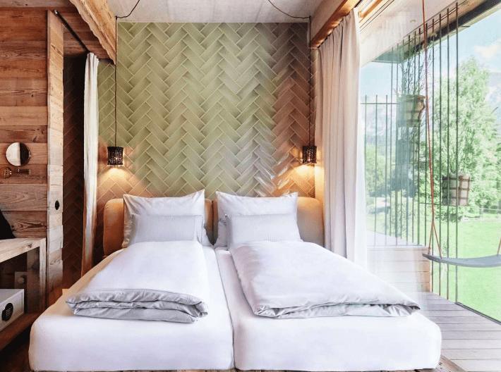 Kamer Hotel Sepp | Oostenrijk