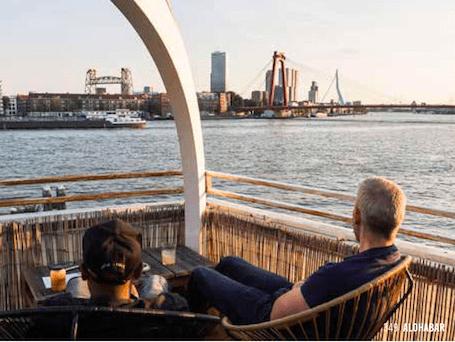 Mooiste terrassen van NL