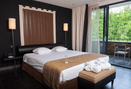 slapen op de Veluwe - hotel de sterrenberg