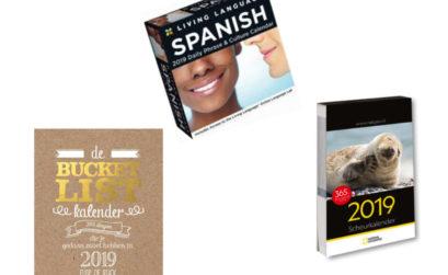 Scheurkalender 2019