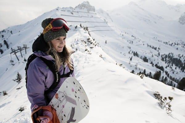 Stubai Snowboard - Travelvibe