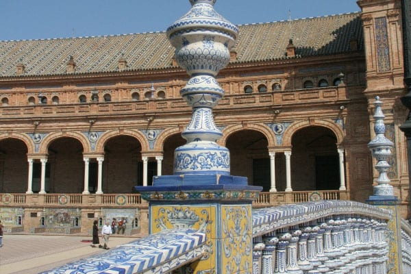 Sevilla top 10 stad Lonely Planet - Travelvibe