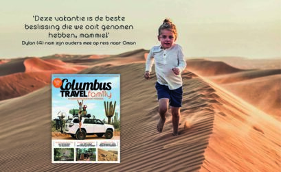 Sfeerbeeld Columbus Travel Family - Travelvibe