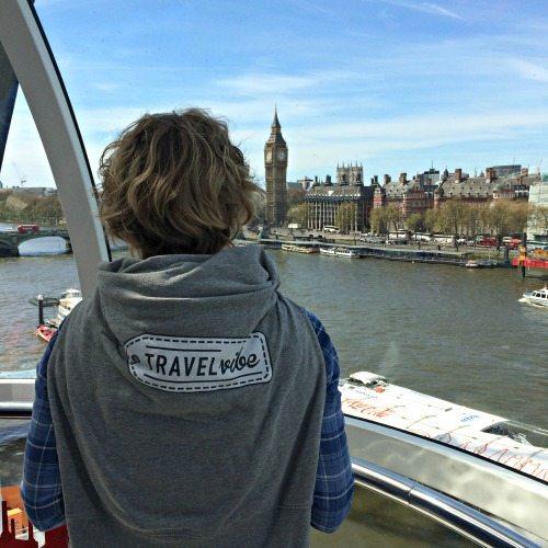 shoppen in Londen, uitzicht houses of parliament, Londen eye | Travelviibe