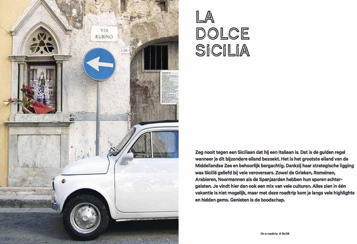 Sicily - On a roadtrip - Travelvibe