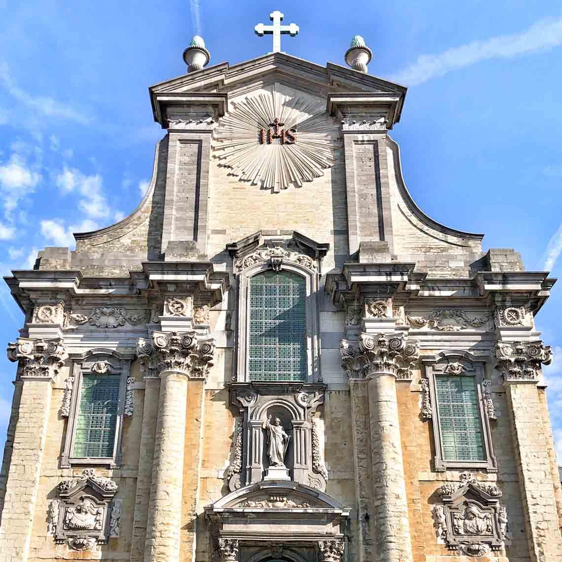Sint Pieter en Paul kerk Mechelen - Travelvibe