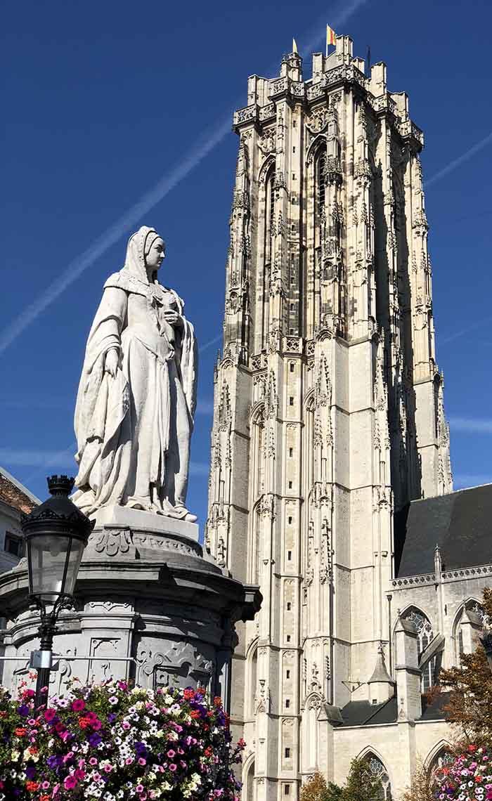 Sint-Romboutstoren Mechelen beklimmen - Travelvibe