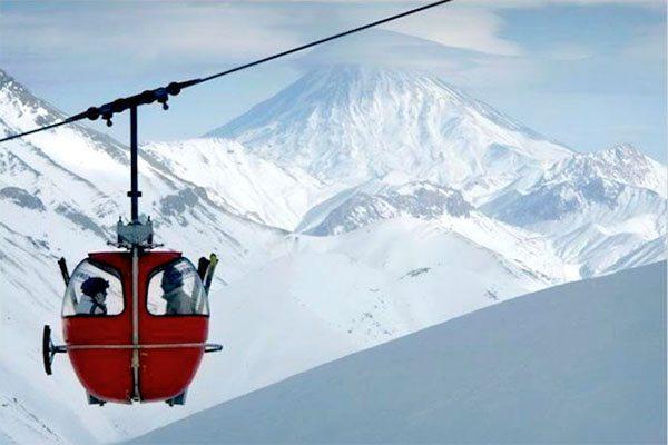 Skiën in Iran DIZIN, Midden Oosten Reizen - Travelvibe
