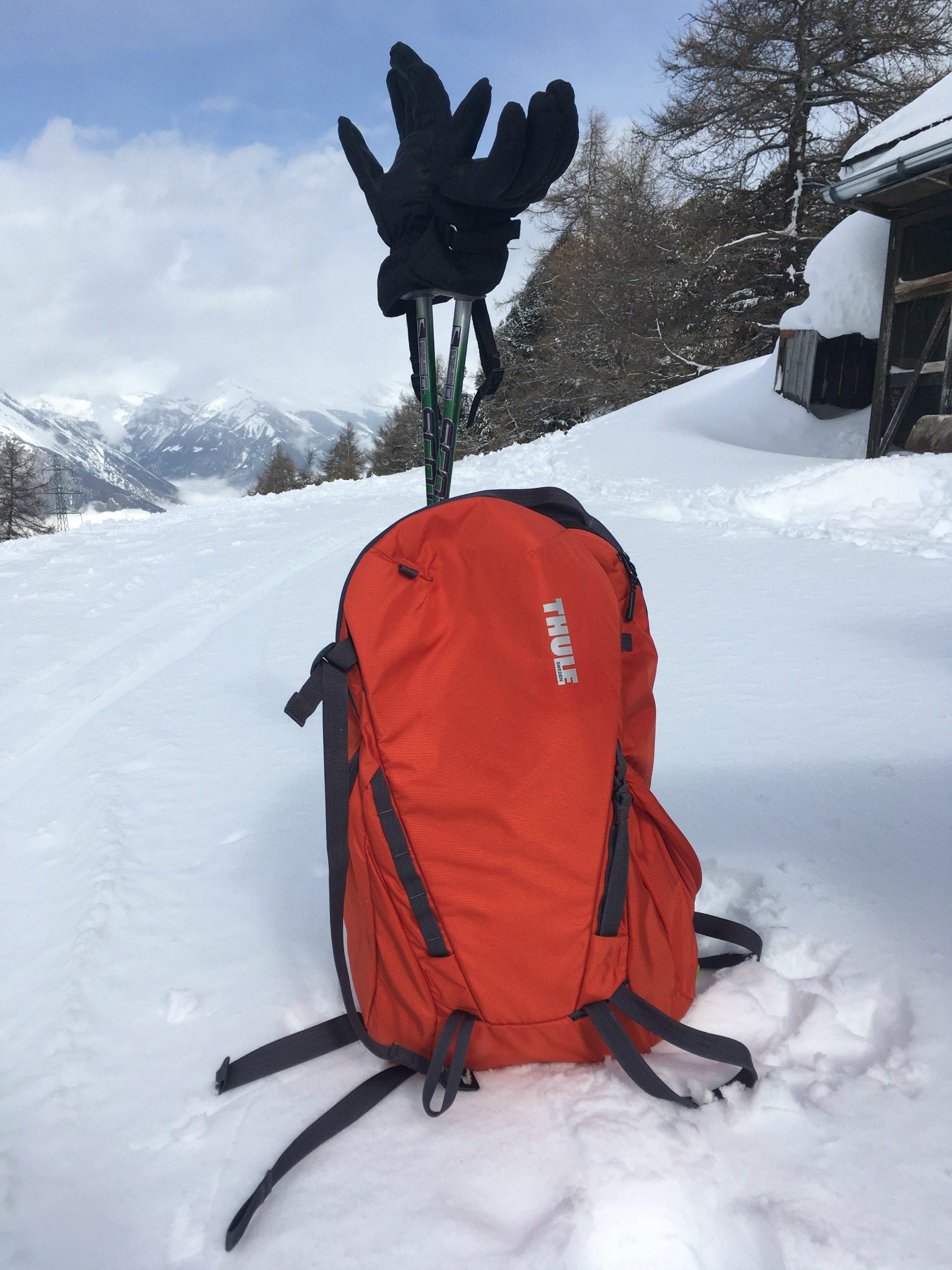 Skirugzak wintersport rugzak travelvibe