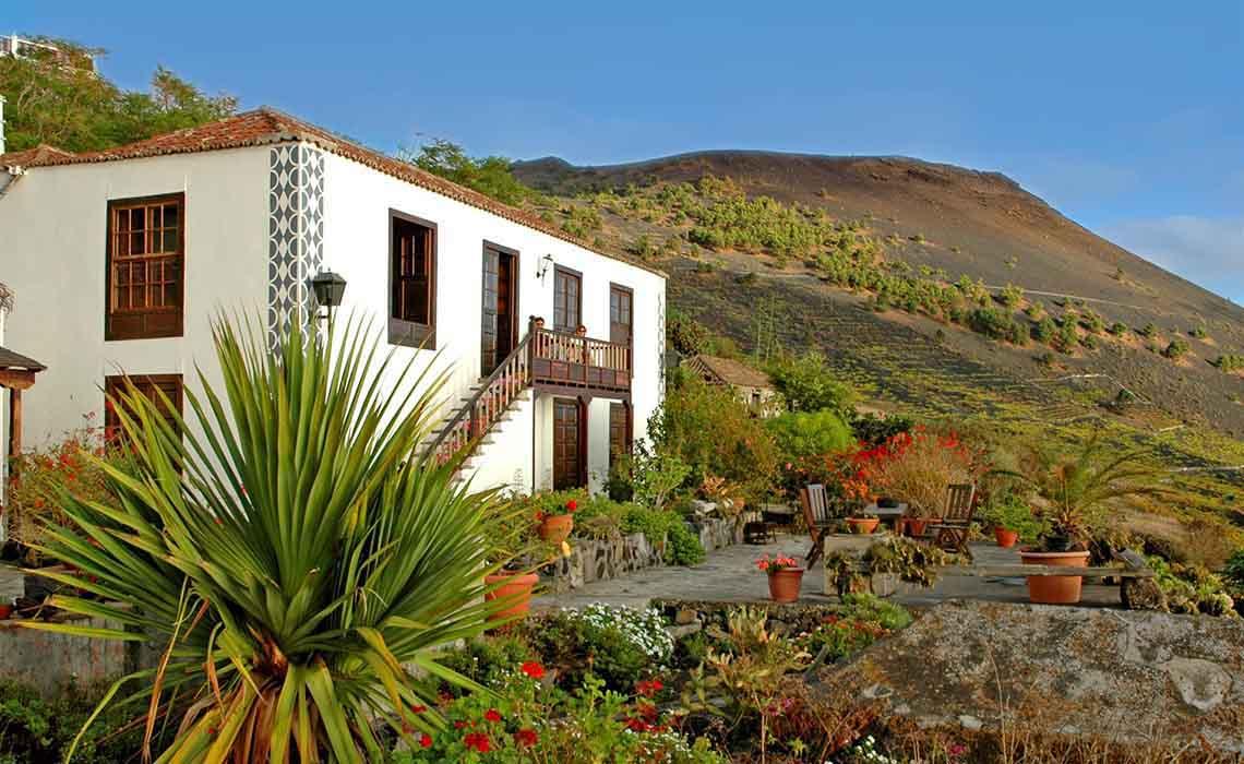 Slapen in authentieke casitas op La Palma - Travelvibe